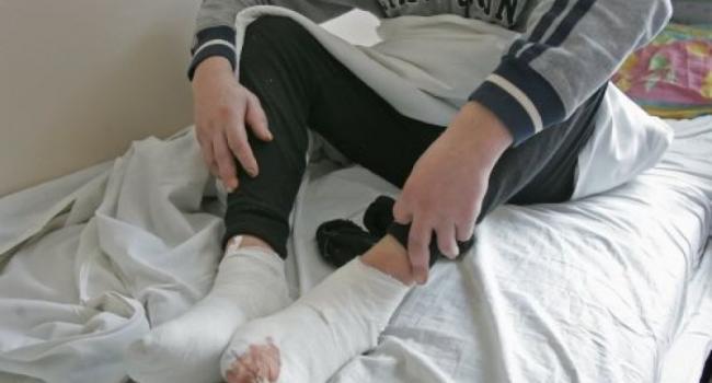 В Кременчуге увеличивается количество пострадавших от мороза