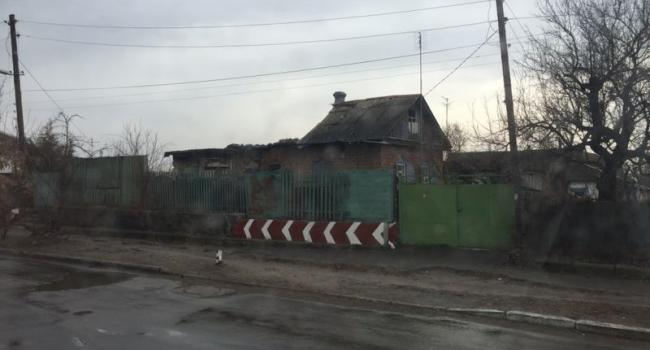 В Крюкове дом, «пострадавший» в ДТП таки отремонтируют