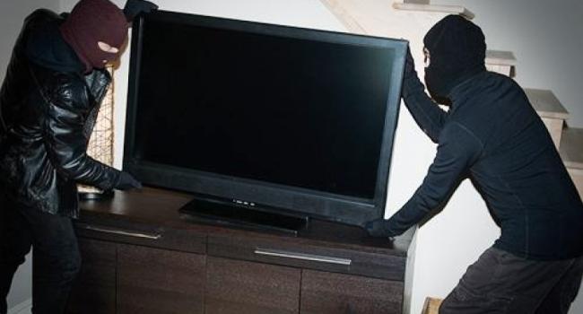 Воры «бомбят» жилье в Кременчуге