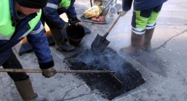 Сегодня в Кременчуге официально стартует сезон ремонта дорог