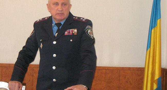Экс-начальник милиции Кременчуга работает в Одессе