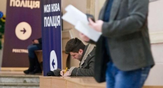 Отбирать будущих полицейских Кременчуга будут в пять этапов
