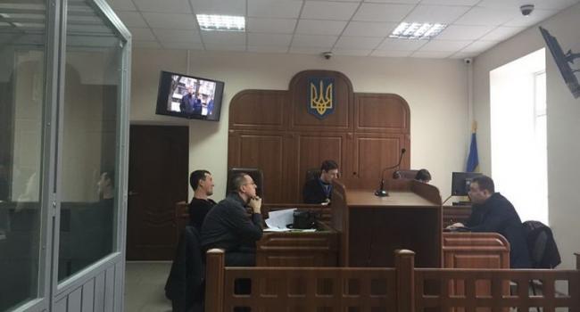 В Кременчуге милиционер в суде доказывает свою невиновность