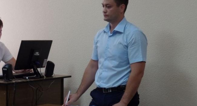 Начальником юруправления горисполкома стал член «фиолетовой команды» Мирошниченко