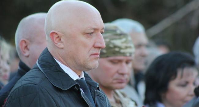 В Кременчуге память погибших в Афганистане почтил Губернатор Полтавщины Головко