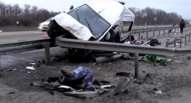 Под Полтавой погибли трое людей, четверо травмированы