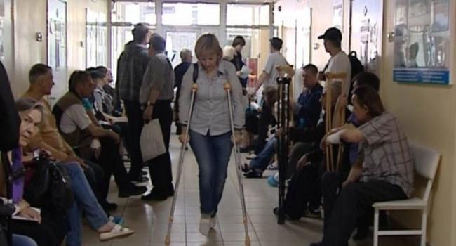 В Кременчуге почти в два раза увеличились обращения горожан в травмпункты