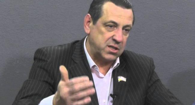 Депутат Таценюк пожаловался на депутата Семеняченко