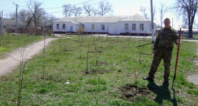 В Песчаном появится новый парк
