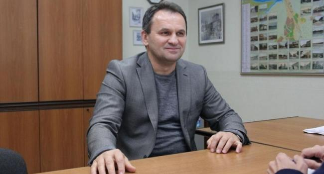 Юрий Гриценко избран секретарем горсовета