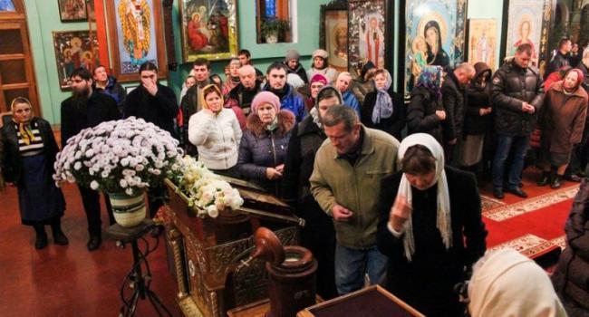 Кременчуг получил молитвенника-мученика Иллариона