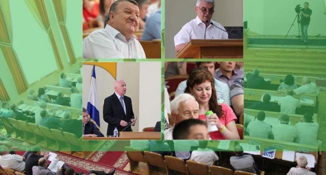 Цитатник сессии: про недержание, конфуз и сепаратистов
