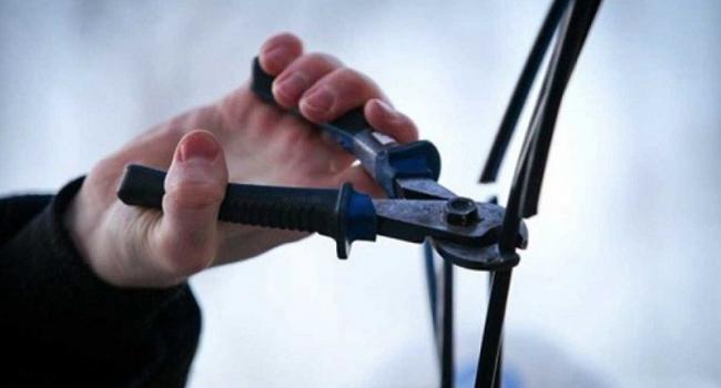 В Кременчуге за сутки украли телефонный кабель в двух микрорайонах