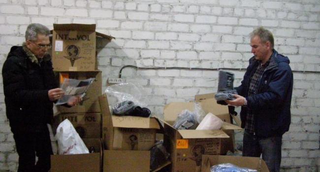 В Кременчуге реабилитировать участников АТО помогают американцы