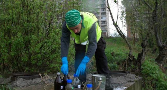 В Сухом Кагамлыке ухудшение качества воды не обнаружено