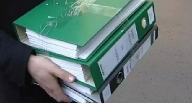 На водоканале и в управлении капстроительства силовики изъяли документы