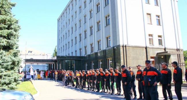 Работники УПДМН обратились к кременчужанам