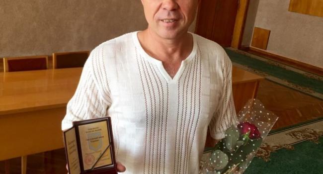 Кременчужанин Александр Запорожец сдал 50 литров крови