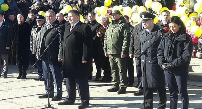Аваков и Деканоидзе примут присягу кременчугских полицейских