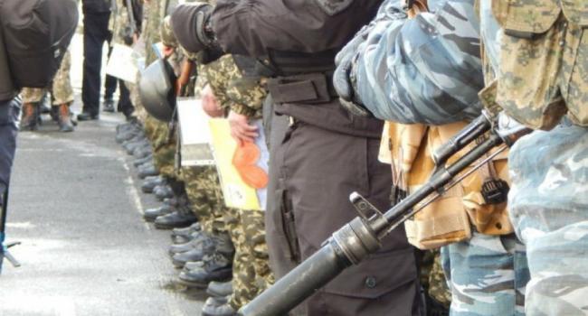 Кременчугских правоохранителей отправят в зону АТО