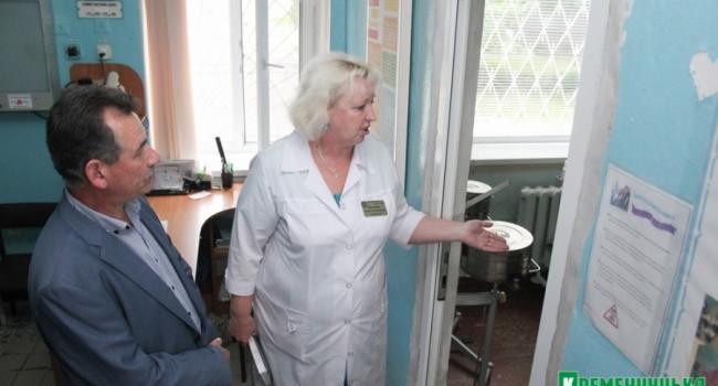 Приемное отделение детской больницы ждет 4 млн грн на ремонт и новое оборудование
