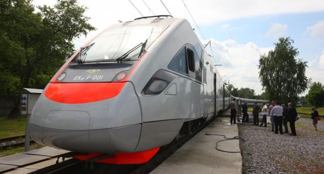 ЕКр1-001 «Тарпан» готов к работе на украинских железных дорогах