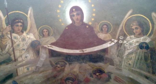 Сегодня православные празднуют Третью Пречистую - Покров Богородицы