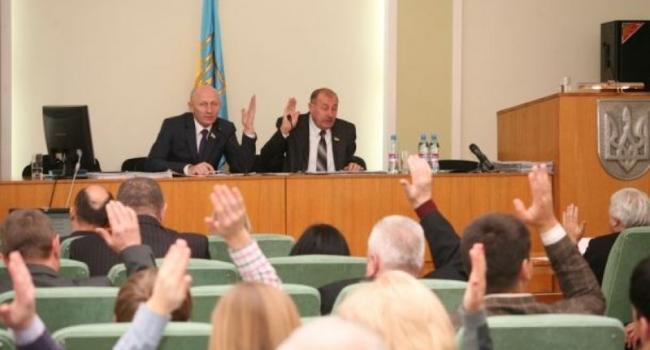 81 кременчужанину депутаты Автозаводского района отказали в установке гаражей