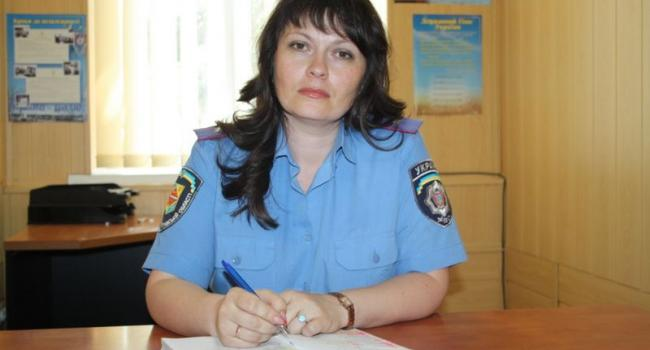 Первым замначальника милиции Кременчуга назначена Янина Дашко