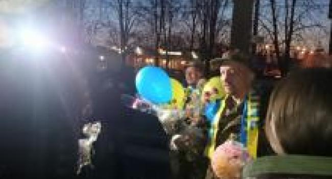 В Кременчуг возвращаются бойцы из зоны АТО