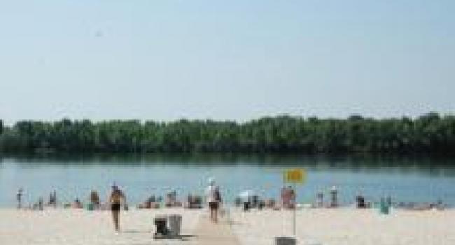 На кременчугских пляжах вода соответствует саннормам