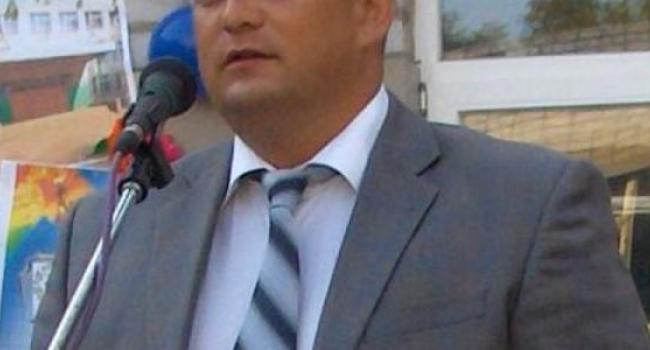 Депутат горсовета Величко возглавил филиал «Приднепровские магистральные нефтепроводы»