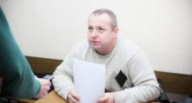 Главный «Патриот» Кременчуга Савченко врезался в стоящий автобус и отделался штрафом