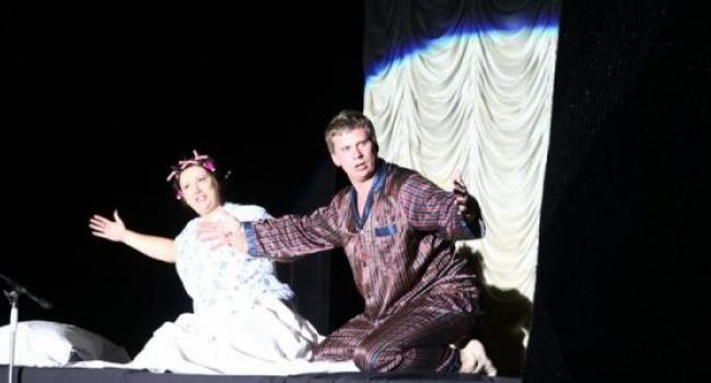 В Кременчуге появился собственный Театр комедии