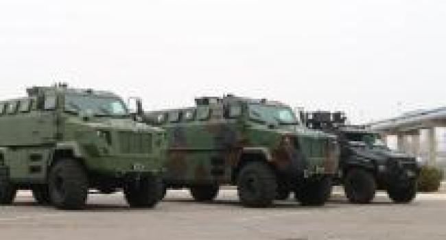 «АвтоКрАЗ» полностью выполнил оборонный заказ государства