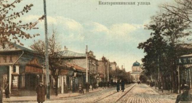 В Кременчуге были Ненасытецкий, Рыбный и Тюремный переулки