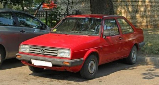 Автомобиль кременчужанина стал «жертвой» телепортации