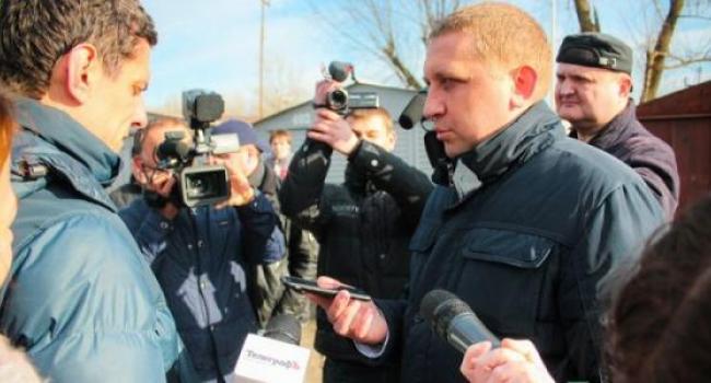 Малецкий заявил, что на поиски анонимки ему хватило суток