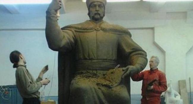 На Полтавщине откроют памятник гетману Мазепе