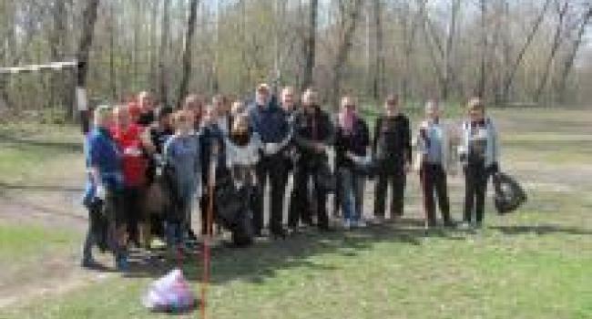 Жители микрорайона в Крюкове организовывают особенный пикник
