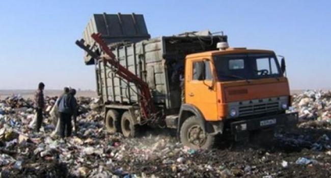В Кременчуге подорожал вывоз мусора для населения