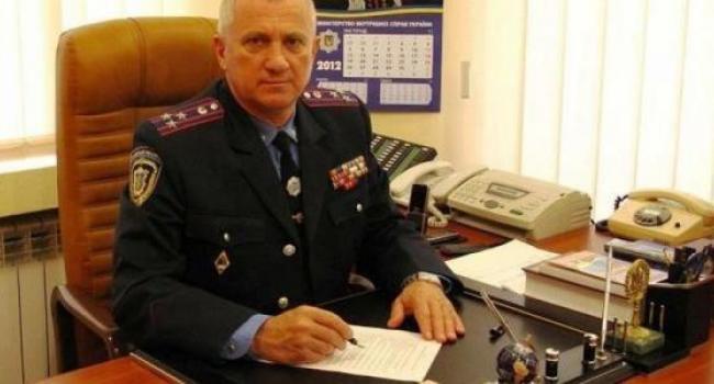Экс-начальник милиции Кременчуга возглавил полицию Миргорода