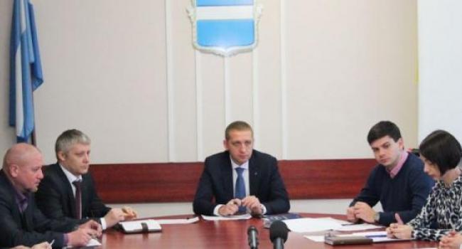 Новогодние утренники стали главным заданием почти всех вице-мэров Кременчуга