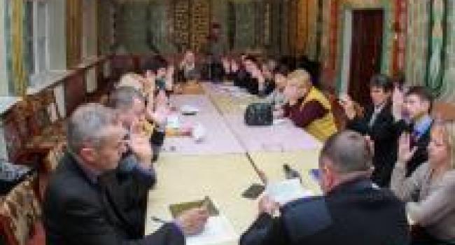Горизбирком назначил дату первой сессии нового горсовета