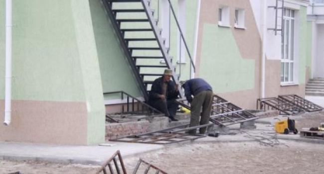 Детсад-школу в районе улицы Советской Армии строители сдадут не раньше мая