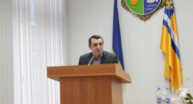 Депутатам Кременчугского райсовета представили нового начальника полиции района
