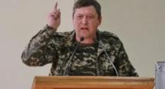 Активист Харченко заявил, что идет воевать в зону АТО