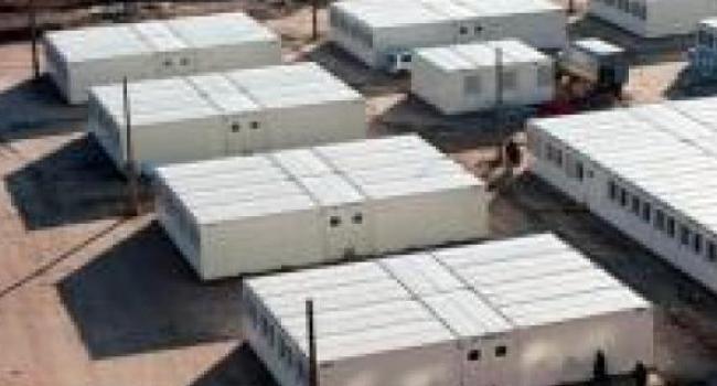 В Кременчуге переселенцев будут расселять в «модулях»