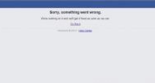 В Украине открыли службу экстренной помощи заблокированным аккаунтам в соцсетях