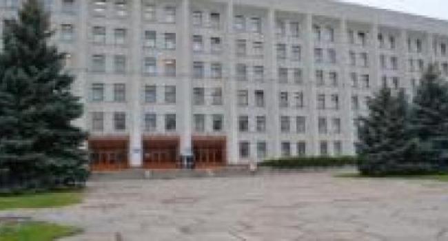 Облсовет принял Перспективный план формирования территорий общин